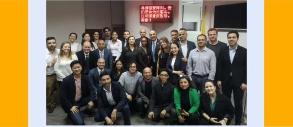 Consulado de Colombia realizó encuentro con connacionales residentes en la circunscripción consular de Shanghái para intercambiar ideas y fortalecer lazos