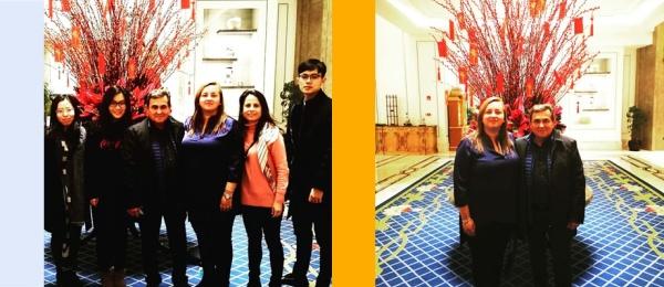 Cónsul General de Colombia en Shanghái sostuvo un encuentro con el Doctor Gabriel Serrano