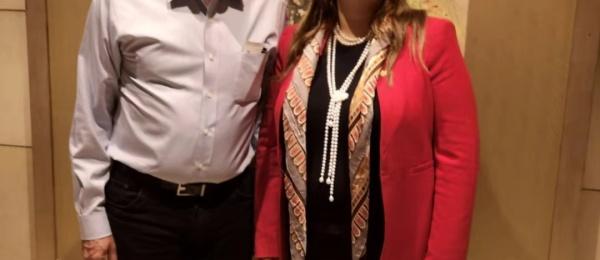 Cónsul Luz Helena Echeverry sostuvo encuentro con el Gobernador del Atlántico en Jiangsu